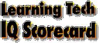Learning Tech IQ Scorecard VSm